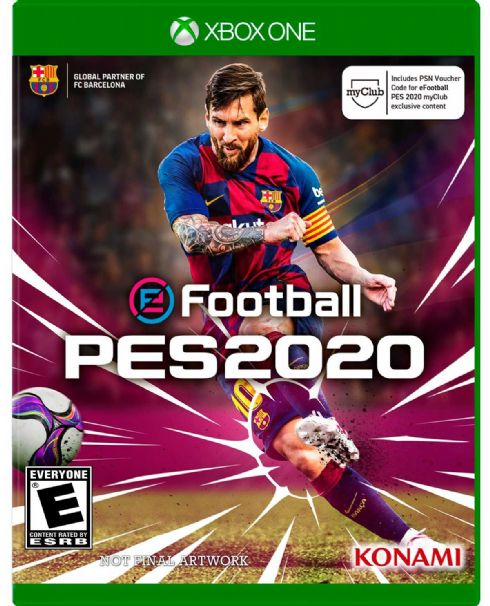 PES 20 eFootball XBOX ONE