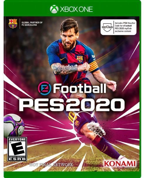 PES 20 eFootball XBOX ONE...