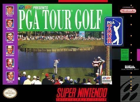PGA Tour Golf Super Ninte...