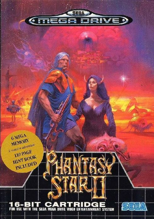 Phantasy Star II Mega Dri...