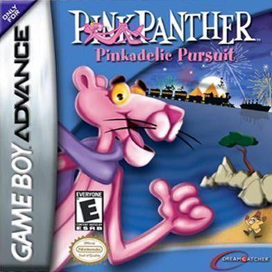 Pink Panther Game Boy - S...
