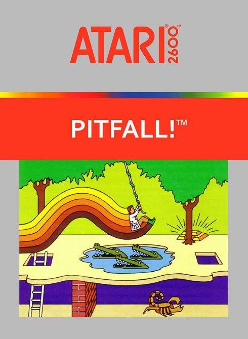 Pitfall (Seminovo) Atari
