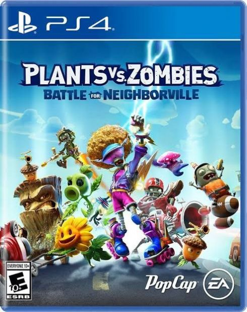 Plants vs. Zombies: Battl...