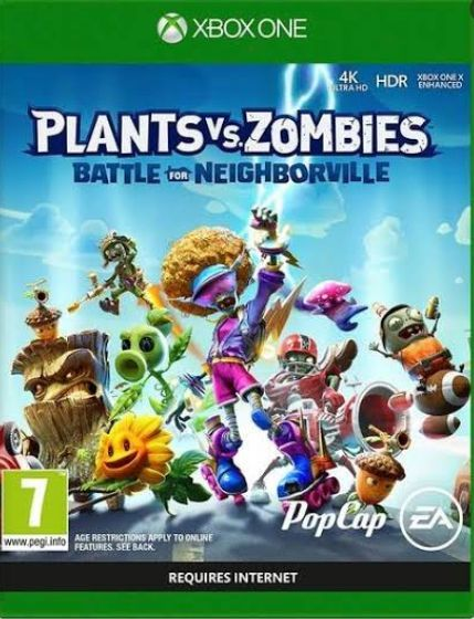 Foto Plants vs. Zombies: Battle for Neighborville XBOX ONE