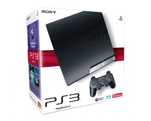 Playstation 3 HD 120GB +...