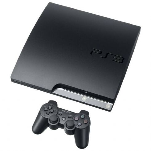 Playstation 3 Slim 160GB Destravado + Fr...