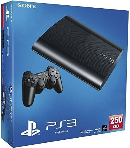 Playstation 3 Super Slim...