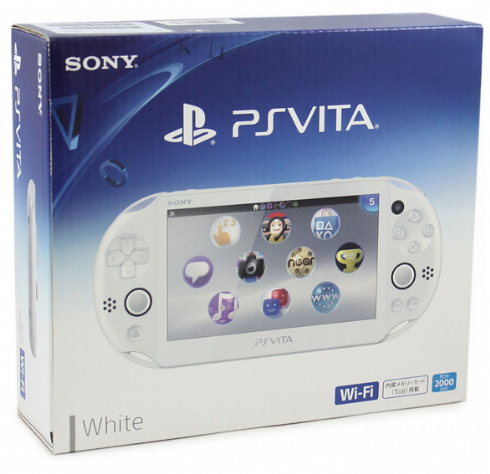 PlayStation Vita SLIM Bra...