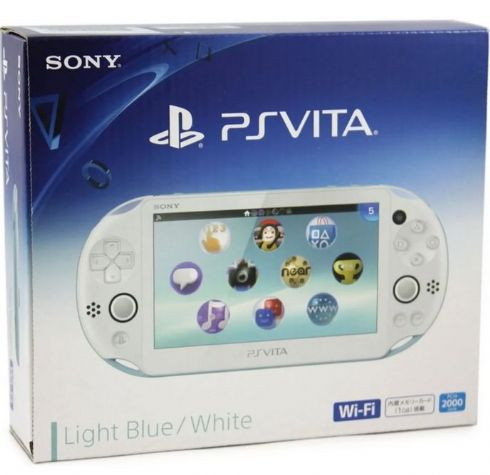 PlayStation Vita Slim Lig...