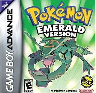 Pokemon Emerald Version G...