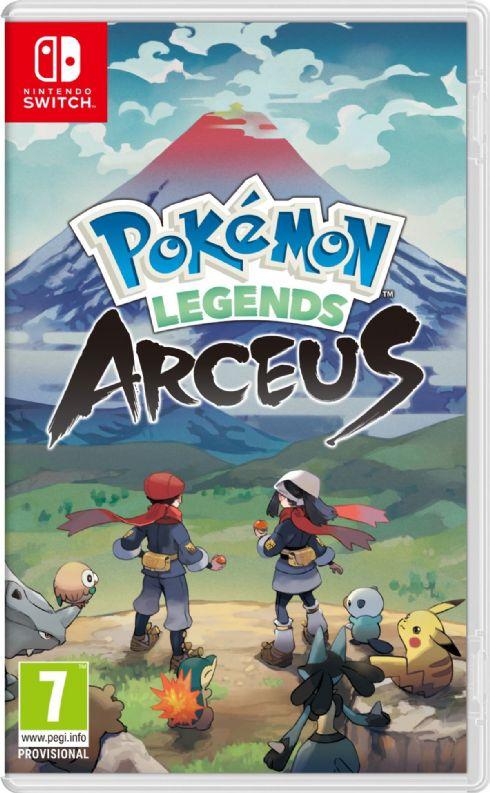 Pokémon Legends: Arceus N...