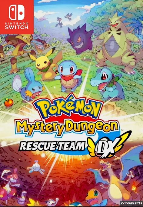 Pokemon Mystery Dungeon:...