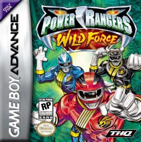 Power Rangers Wild Forces...