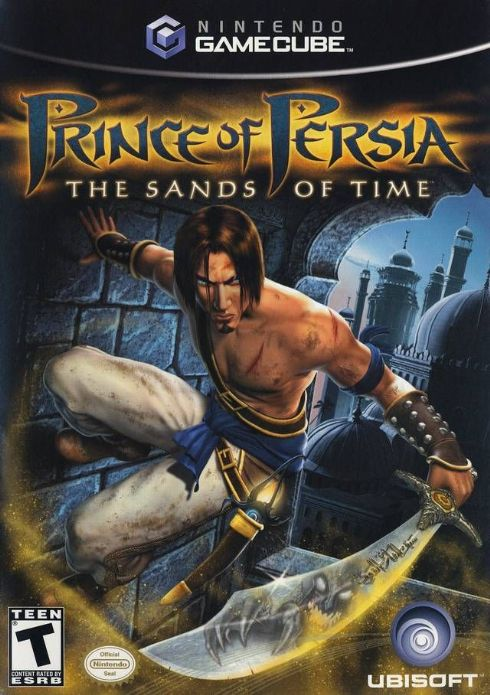 Prince of Persia The Sands of Time Game...