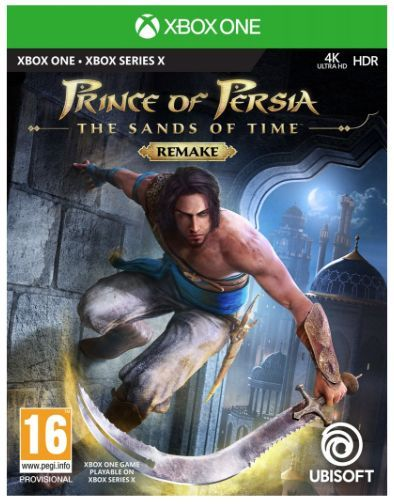Prince of Persia: The Sands of Time Rema...