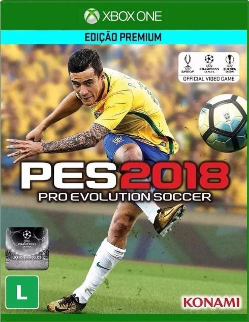 Pro Evolution Soccer 18 XBOX ONE