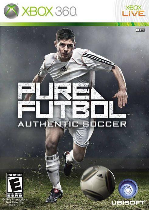 Foto Pure Football XBOX 360 - Seminovo