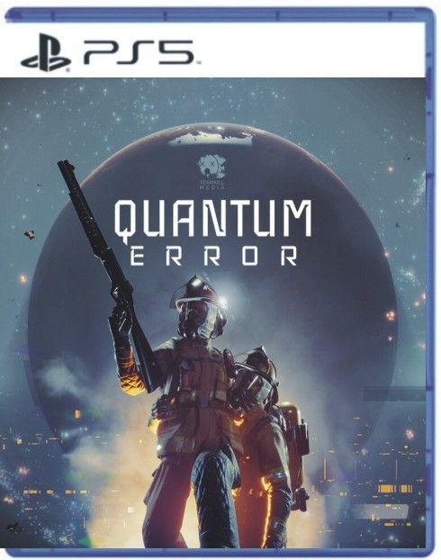 Quantum Error PS5 Pré-Ven...