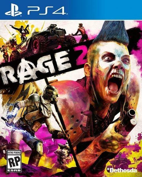Rage 2 Pré-Venda (29/05/2019) PS4