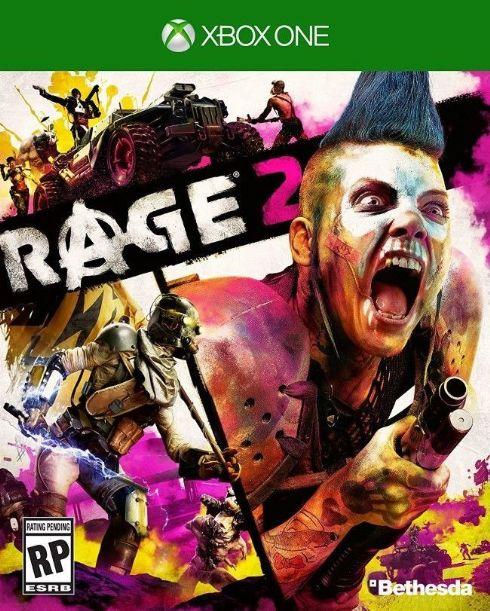 Rage 2 Pré-Venda (29/05/2019) XBOX ONE