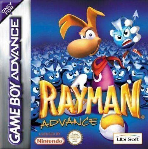 Rayman Game Boy - Seminov...