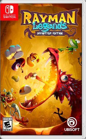 Rayman Legends Nintendo S...