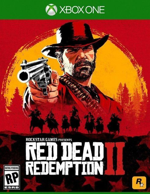 Red Dead Redemption 2 XBO...