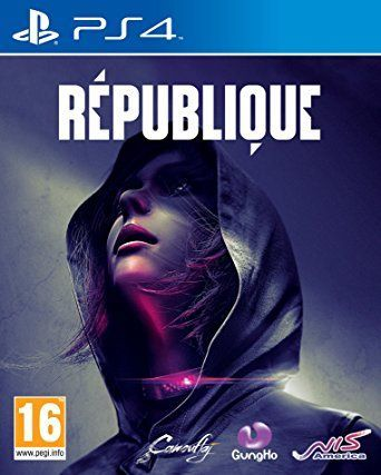 Republique PS4 - Seminovo
