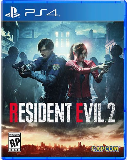 Resident Evil 2 Remake PS...
