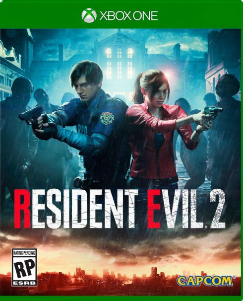 Foto Resident Evil 2 Remake XBOX ONE