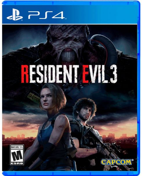 Resident Evil 3 Remake PS...