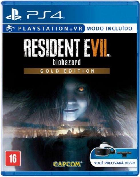 Resident Evil 7 Gold Edition PS4 - Semin...