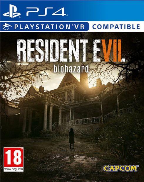 Resident Evil 7 (Seminovo...