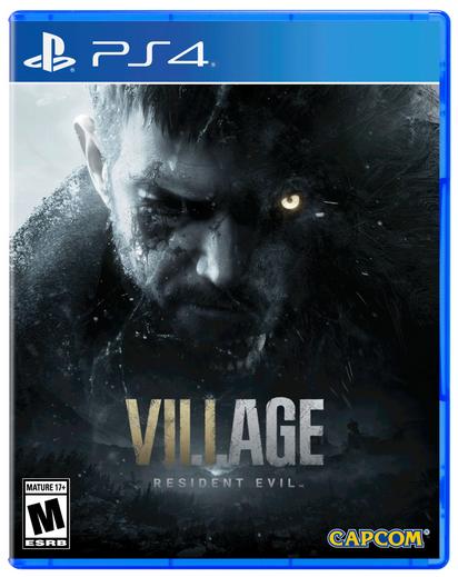 Resident Evil 8 Village P...