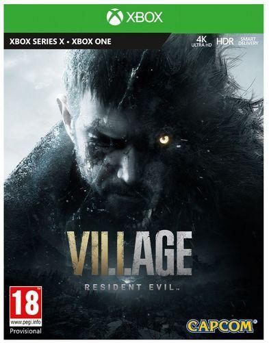 Resident Evil 8 Village XBOX - Pré-Venda...