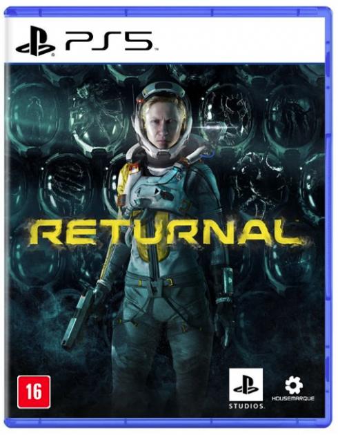 Returnal PS5 Pré-Venda Ab...