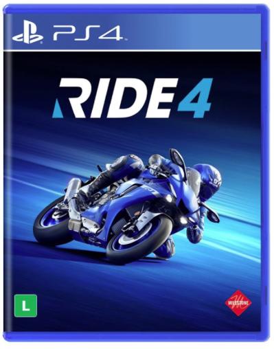 Ride 4 PS4 Pré-Venda (29/...