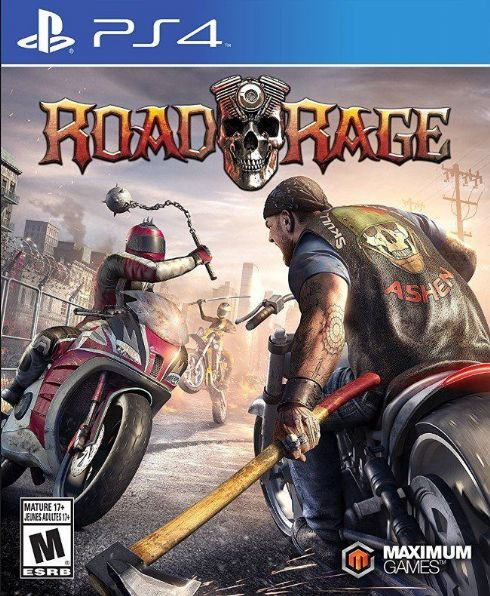 Road Rage PS4 - Seminovo