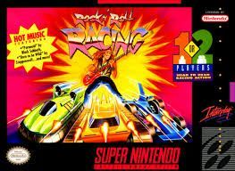 Foto Rock and Roll Racing Super Nintendo - Seminovo