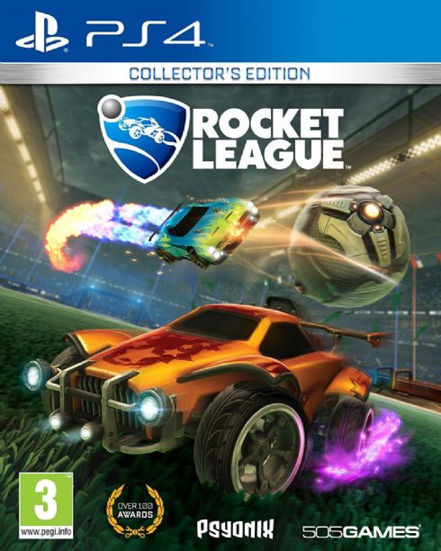 Rocket League Collectors...