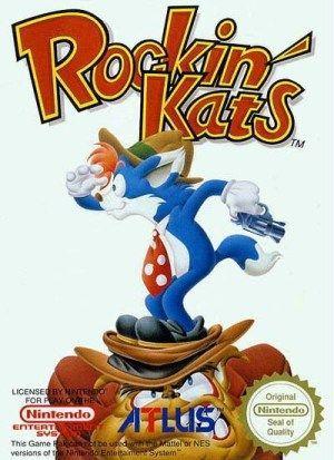 Rockin Kats (60 pinos) Ni...