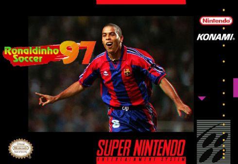 Ronaldinho Soccer Super N...