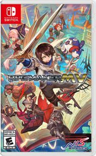 Foto RPG Maker MV Pré-Venda (28/02/2019) Nintendo Switch