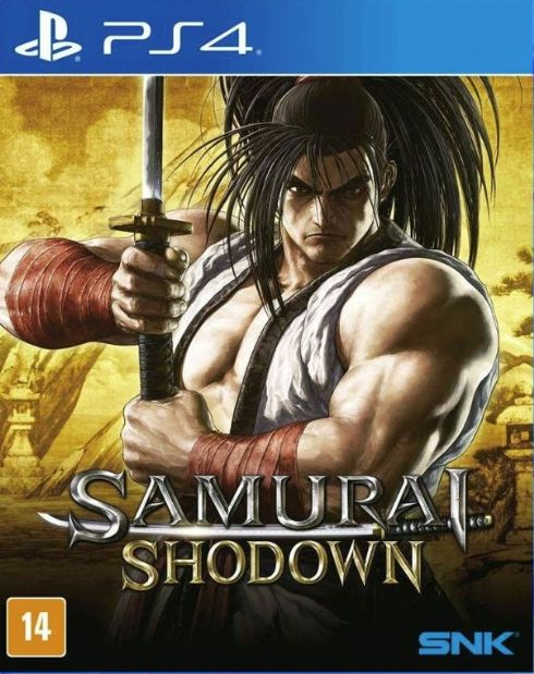 Foto Samurai Shodown PS4