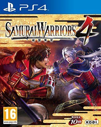 Samuray Warrios 4 PS4 - S...