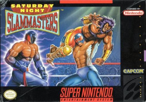Saturday Night SlamMaster...