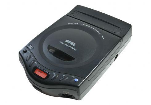 Sega CDX (Seminovo)