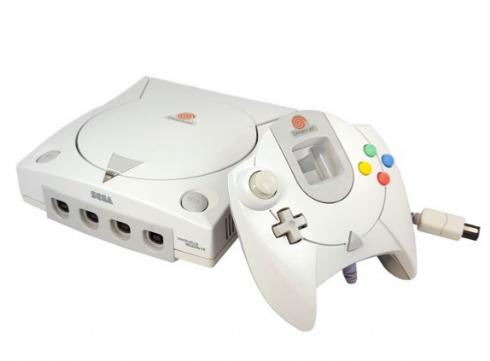 Sega Dreamcast Maravilhos...