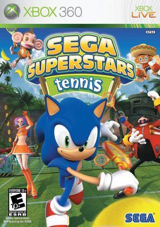 Sega Superstars Tennis XB...