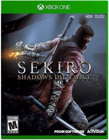 Sekiro: Shadows Die Twice...